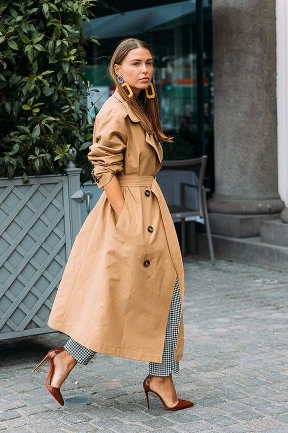 casacos do Inverno 2020 trench coat 1