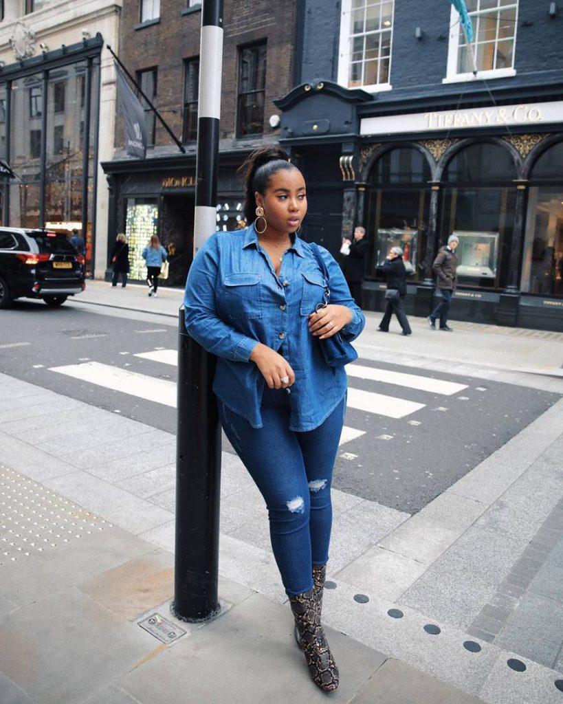 jeans com jeans plus size