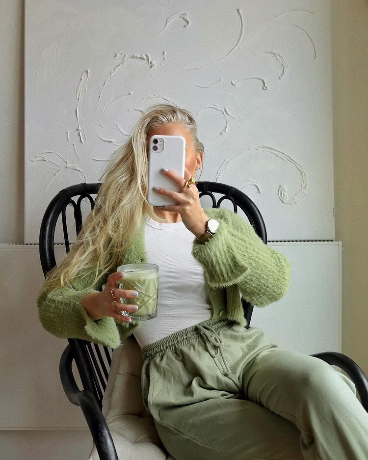 Verde oliva inverno 2021